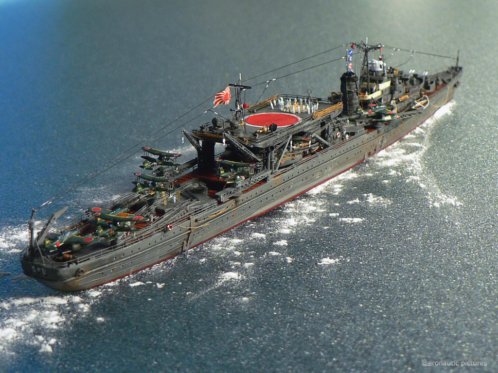 the game needs tier 3 carriers  seaplane tenders