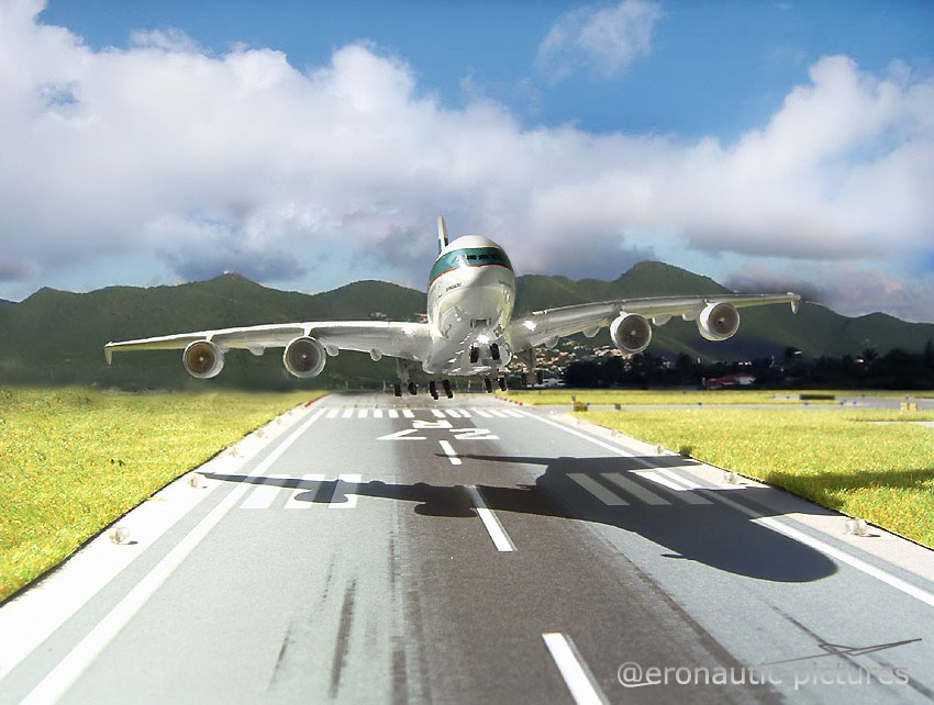 cathay pacific 747 tour and tourism